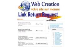 Link Return Request - VQMOD