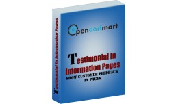 Testimonial Scroller in Information pages