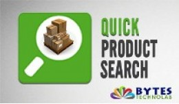 Quick Product Search