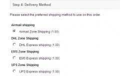 Airmail Intelligent Shipping