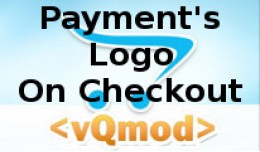 Payment's Logo On Checkout
