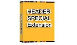 Header Special Extension