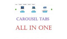 Carousel Tabs