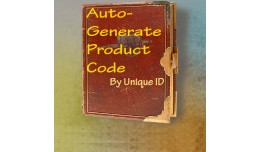 AutoGenerate and Rename Model to Product Code