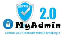 RazorinWorks - Secure MyAdmin 2.0 ( OCMOD & ..