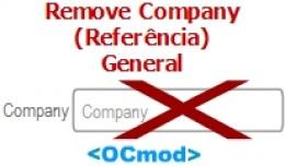Remove Field Company (Referência) General