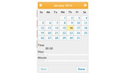 The Date & Time Picker with Print v 1.1 - Sh..