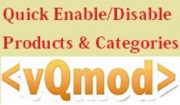 Ajax Enabled Disabled Products and Categories In..