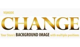 Background Image Change(VQMOD)