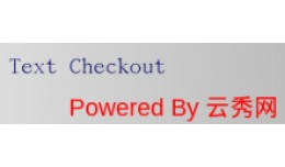 Text Checkout