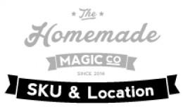Order Admin SKU & Location