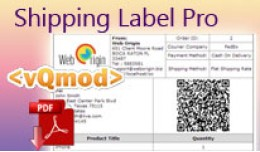 Shipping Label [NEW]