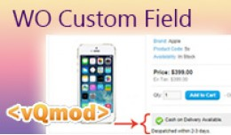WO Custom Field