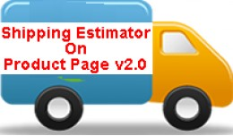 Shipping Estimator On Product Page v2.0  (Simula..