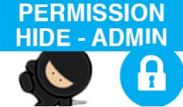 Hide User Permissions, Super Ninja Admin
