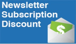 Newsletter Subscription Discount