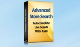 Advanced Store Search (with Custom Positioning)