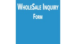 Wholesale Inquiry Form