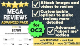 Mega Reviews (advanced pack) for OC 2.x