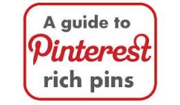 pinterest rich pin