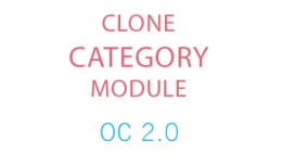 Clone Category Module with 3-level categories