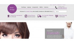 Cosmetic Store Theme