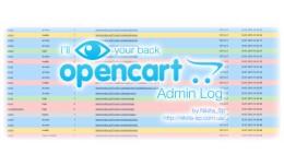 Admin Log