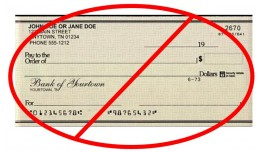 Remove CHEQUE From Affiliate Payment Options
