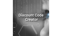Discount Code Creator