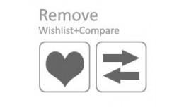Remove Wishlist and Compare [OCMOD]