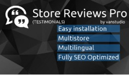 Store Reviews Pro
