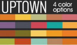 Uptown Responsive Opencart 2 Theme - Multicolored