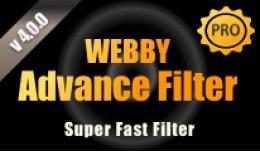 Webby Attribute Filter