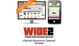 Wide 2 - dynamic width opencart t..