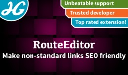 [VQMOD] Route Editor 1.5.X - MAKE ALL URLS SEO F..
