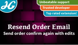 [VQMOD] Resend Order Confirmation E-Mail To Cust..