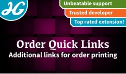 [VQMOD] Order Quick Links 2.X