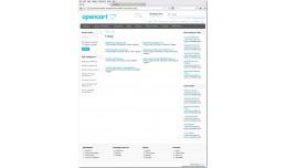 Help/FAQs System for OpenCart v1.5.0