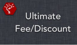 (1.5.x) Ultimate Fee/Discount