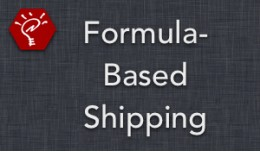 Formula-Based Shipping