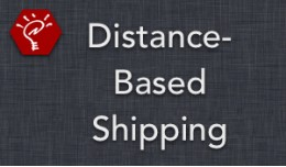 (1.5.x) Distance-Based Shipping