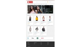 Free Opencart 2.0 Template