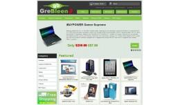 GreBleen3 - Powerfull opencart 1.5.x templ..