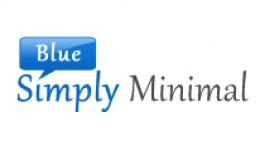 Simply Minimal Denim Blue Opencart 1.5 Theme