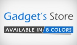 Gadgets Store Opencart 1.5 Theme in 8 Colors