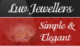 Luv Jewellers Opencart Theme in Red Color
