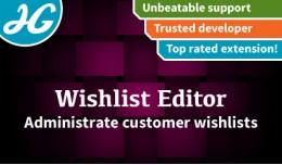 [VQMOD] Wishlist Editor 1.5.X