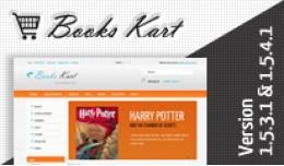 Books Kart Opencart Template