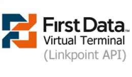 First Data - Global Virtual Terminal (LinkPoint ..