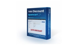 Order Total Auto Discount